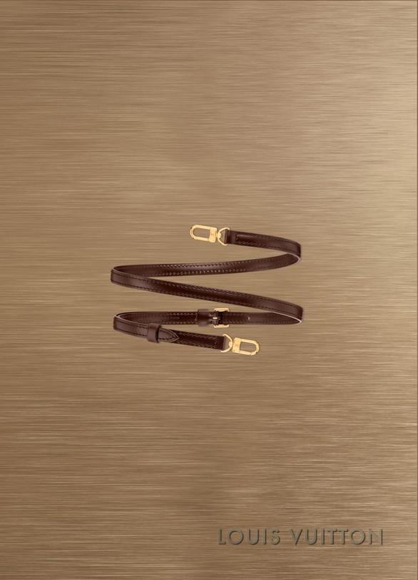 Louis VuittonBandoulière Réglable 12MM
