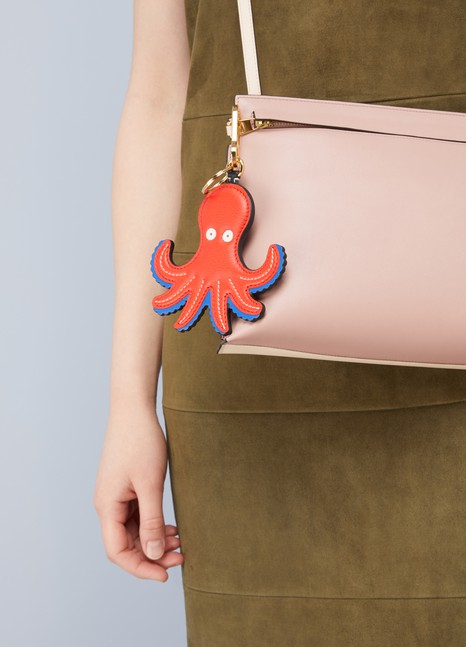 LoeweBijou de sac Octopus