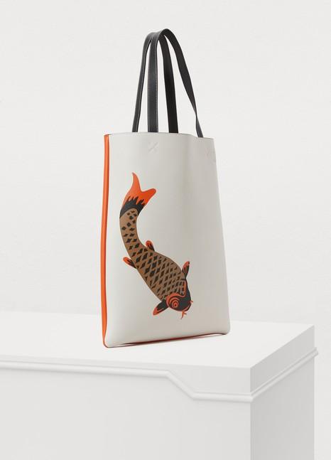 LoeweTote bag vertical Poisson