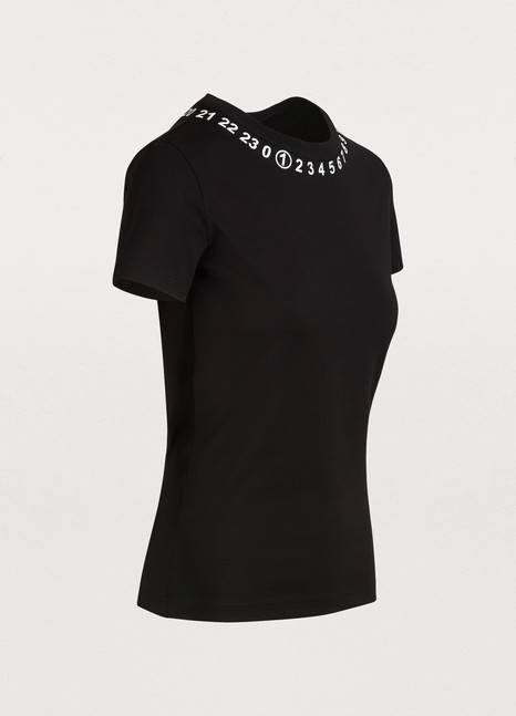 MAISON MARGIELALogotype T-shirt