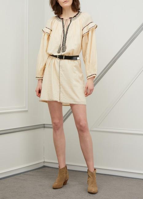 ETOILE ISABEL MARANTRalya cotton dress