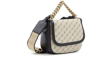 STELLA MC CARTNEYMonogram shoulder bag