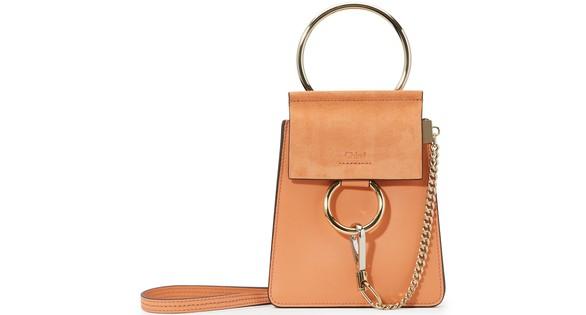 CHLOEMini Faye bag