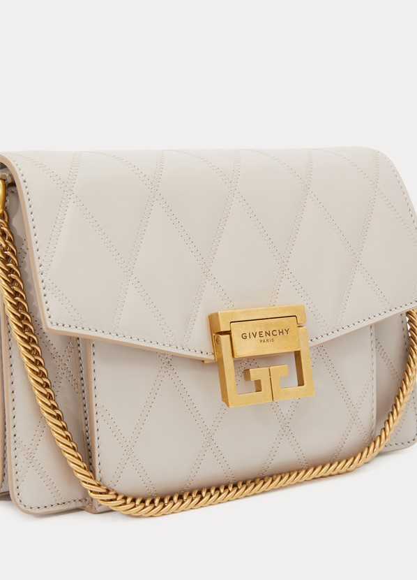 88f0aac626 ... Givenchy Small GV3 bag in diamond quilted leather ...