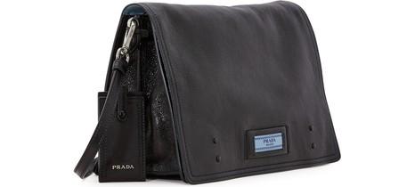 PRADAEtiquette shoulder bag