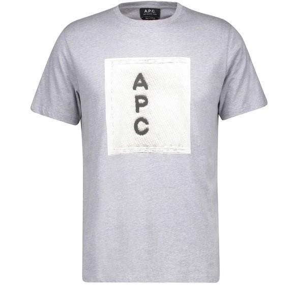 A.P.C.Logo H t-shirt