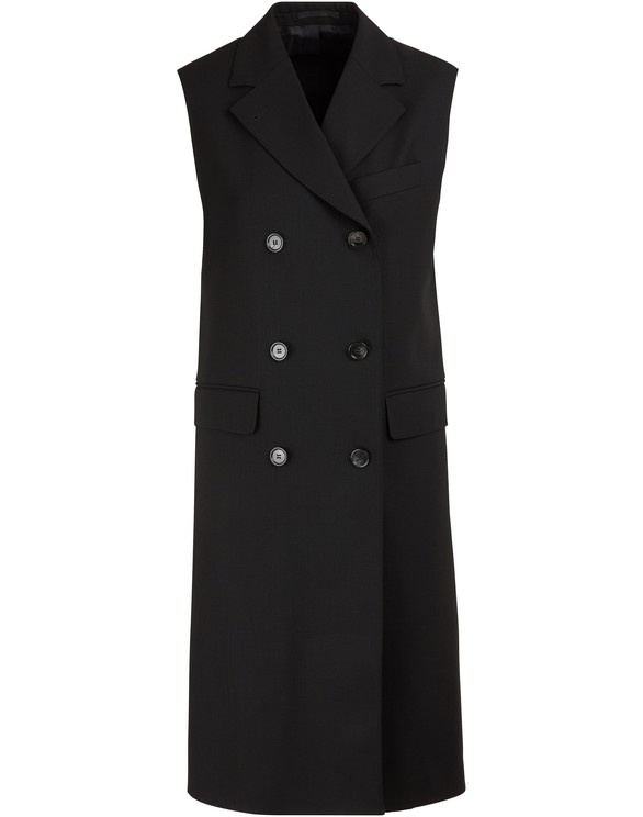 OFFICINE GENERALE André wool dress