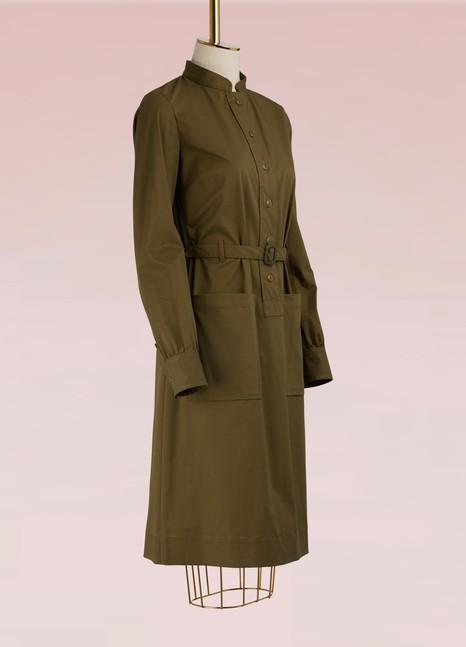 A.P.C.Cotton Uschi dress