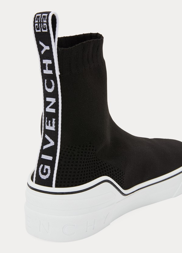 8bcc9b0d0337 Givenchy George V sock-sneakers ...