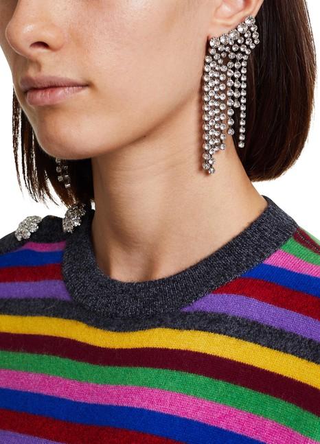 ISABEL MARANTBrass earrings