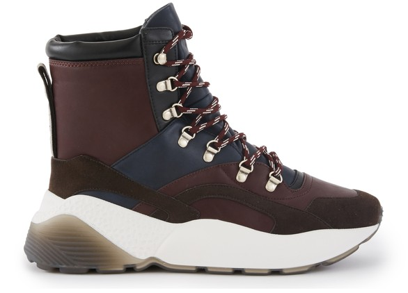 STELLA MCCARTNEY Eclypse high top sneakers