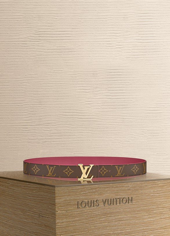 Louis Vuitton LV Initiales 30 mm Reversible