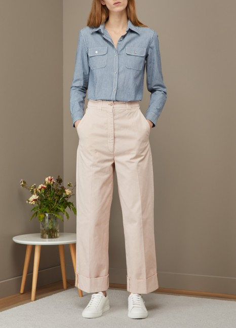 A.P.C. Cotton Girl shirt