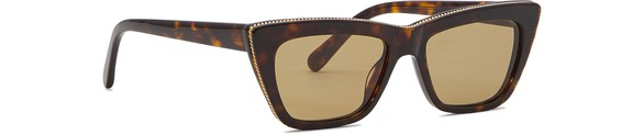 STELLA MCCARTNEY Bio acetate sunglasses