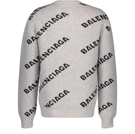 BALENCIAGAAllover Logo jumper