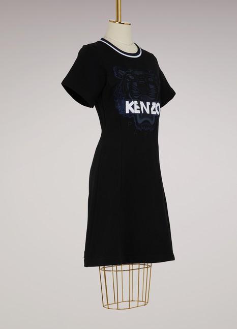 KenzoFlared Cotton Dress
