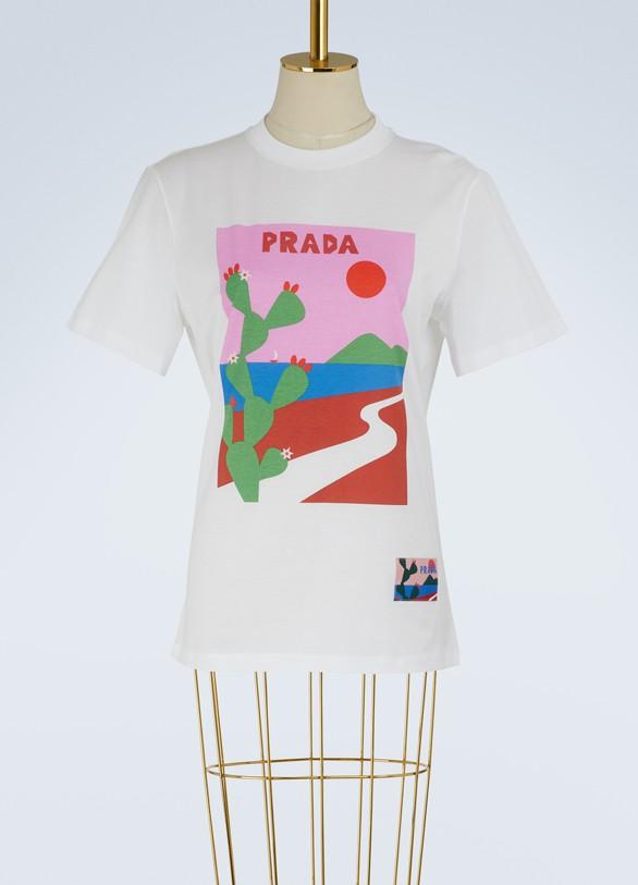 PRADAT-shirt Sun