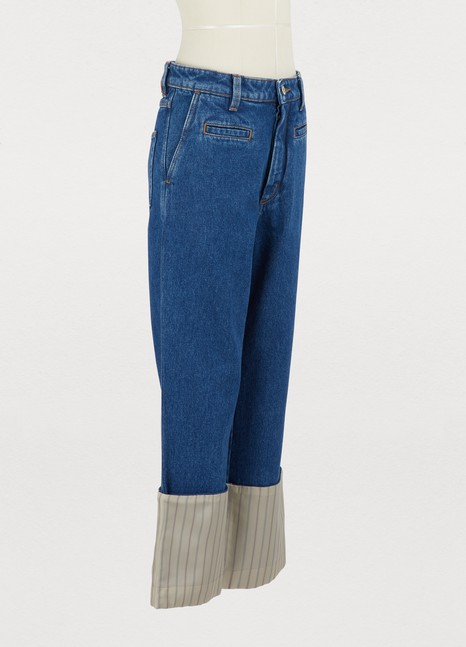 LoeweFisherman jeans