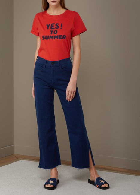 A.P.C. T-shirt Yes ! To Summer