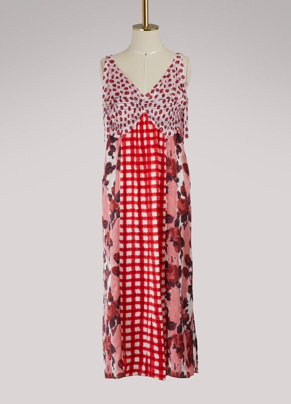 MarniSleeveless midi dress