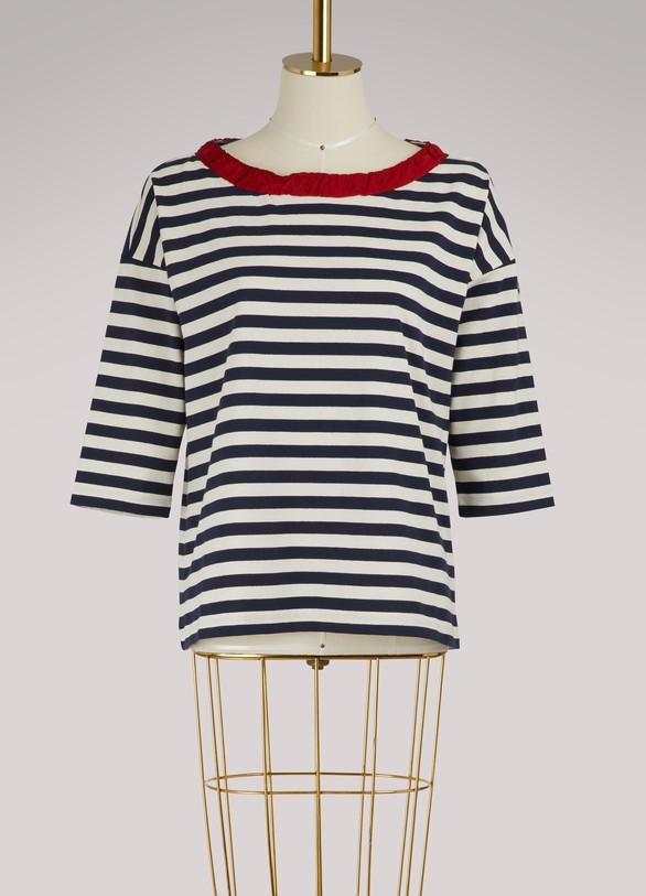 MonclerT-shirt rayé