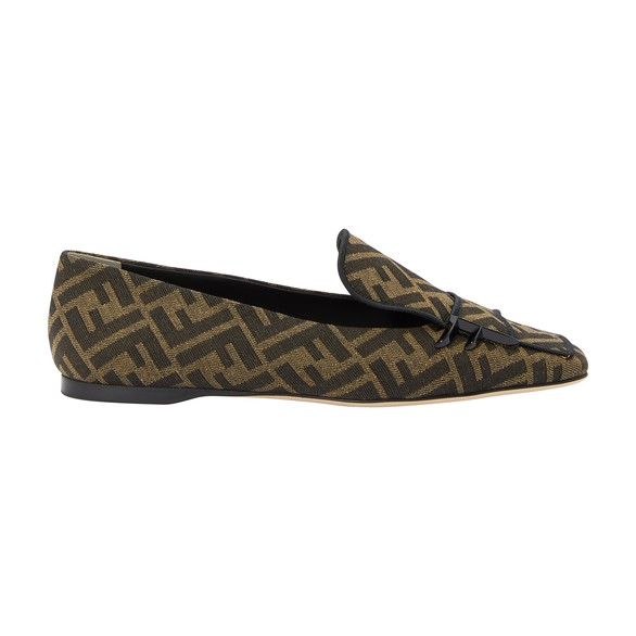 FENDIFfreedom loafers