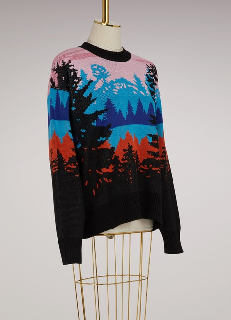 MSGM Wool sweater