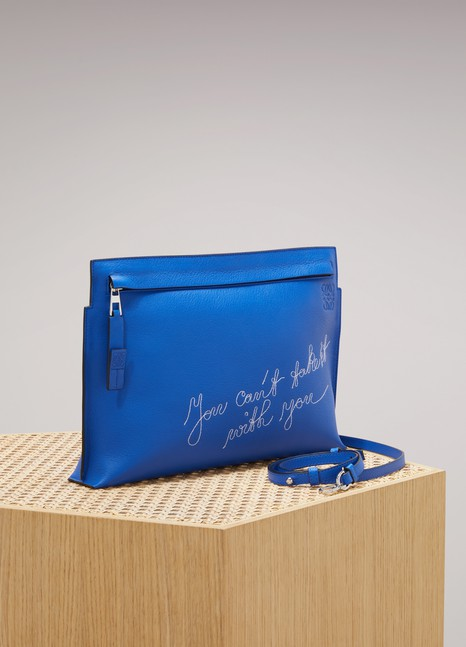 Loewe Pochette T Cant Take it W/ You