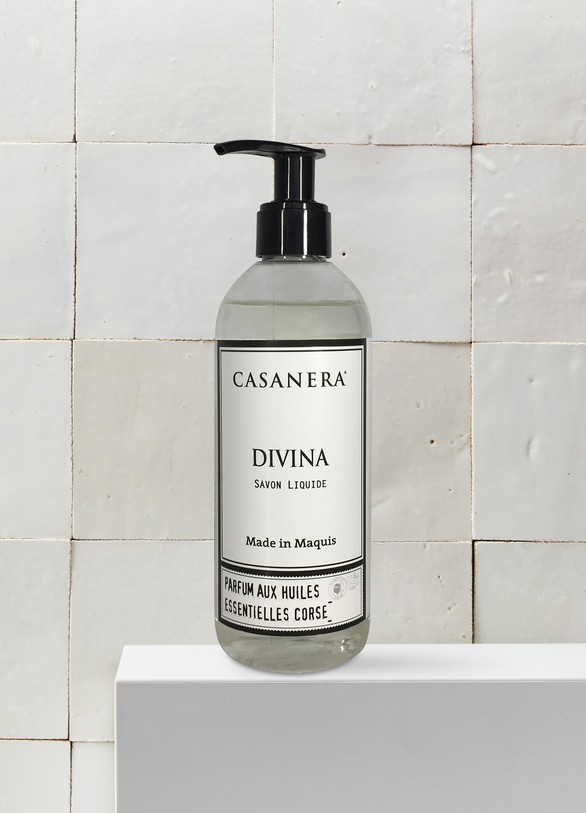 Casanera Divina liquid soap 300 ml