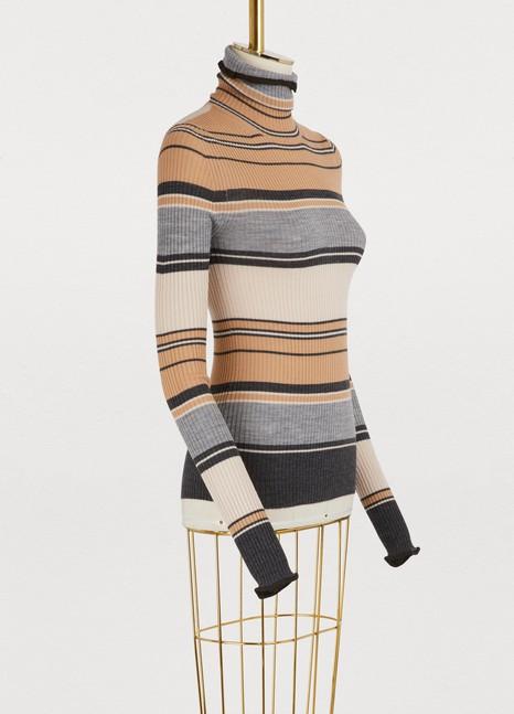 Acne StudiosOversized merino wool sweater