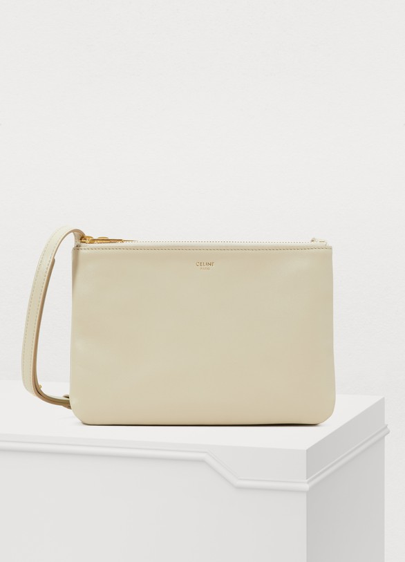 a9d310df1ac55 Women's Trio small model bag in smooth lambskin | Celine | 24 Sèvres