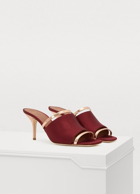MALONE SOULIERS Laney 70 MM mules
