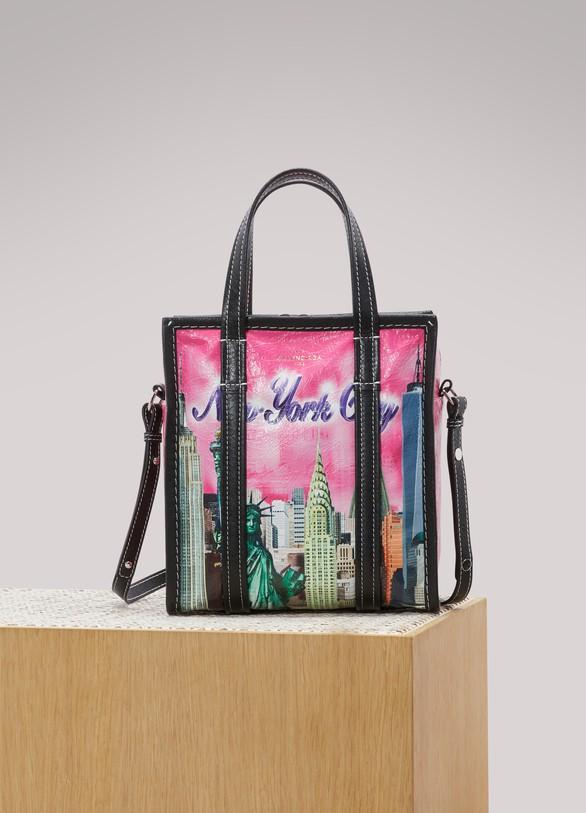BalenciagaMini cabas Bazaar New York City