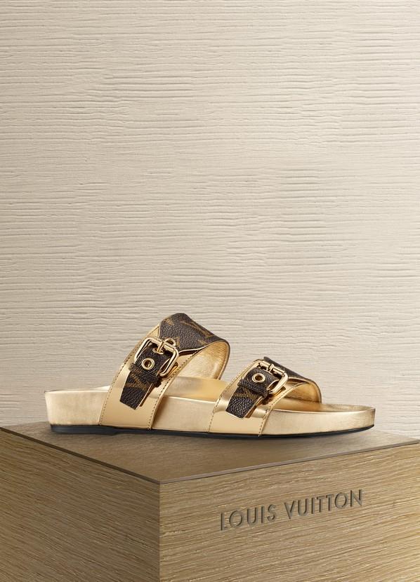 815a664f0491 Louis Vuitton Bom Dia Mule ...