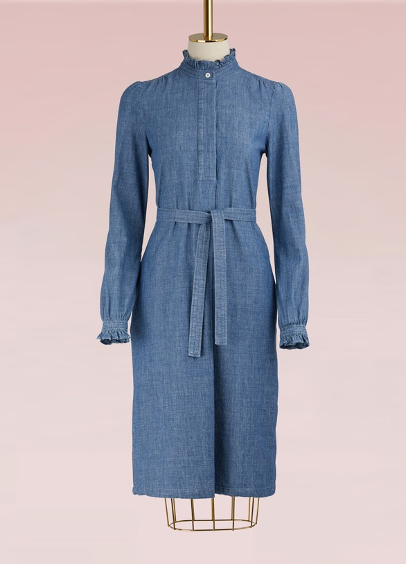 A.P.C. Cotton Astor dress