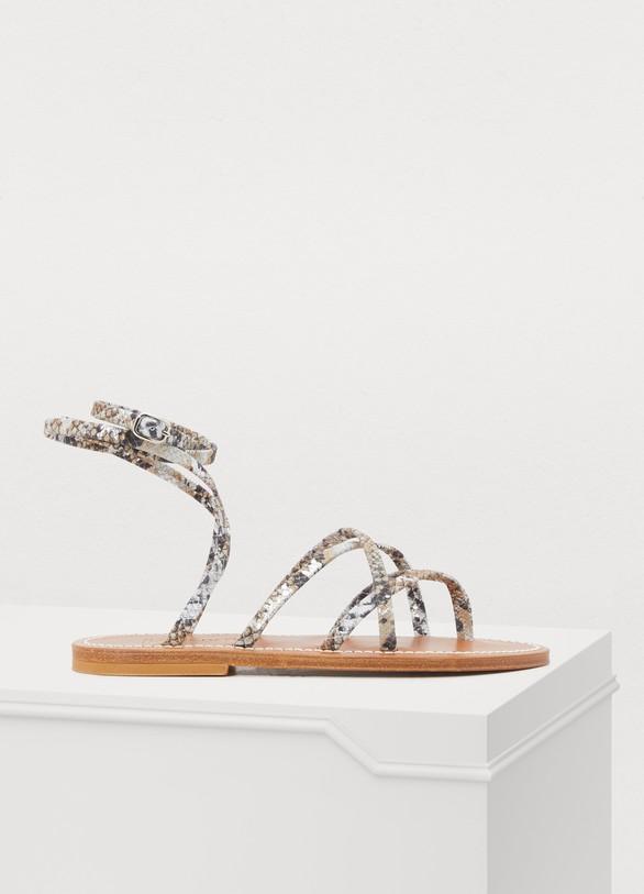 K JacquesZenobie sandals