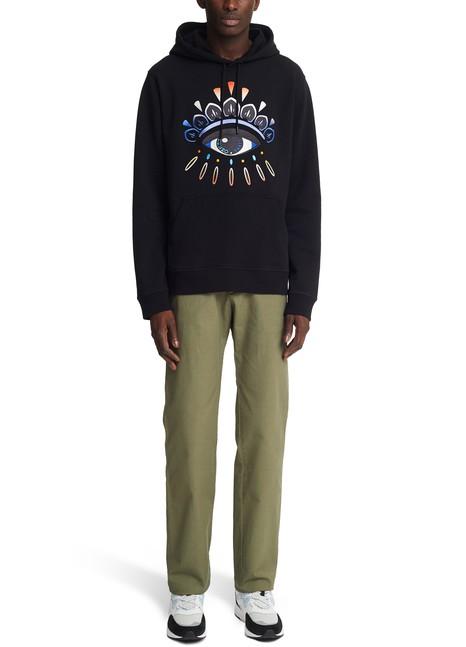 KENZOEye hooded sweatshirt