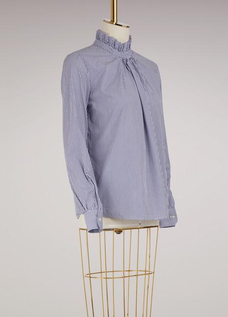 Officine GénéraleSofia cotton blouse