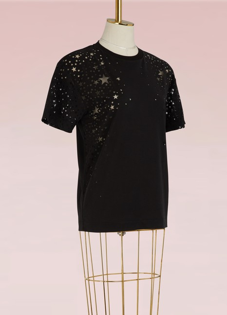 STELLA McCARTNEYT-shirt imprimé étoiles