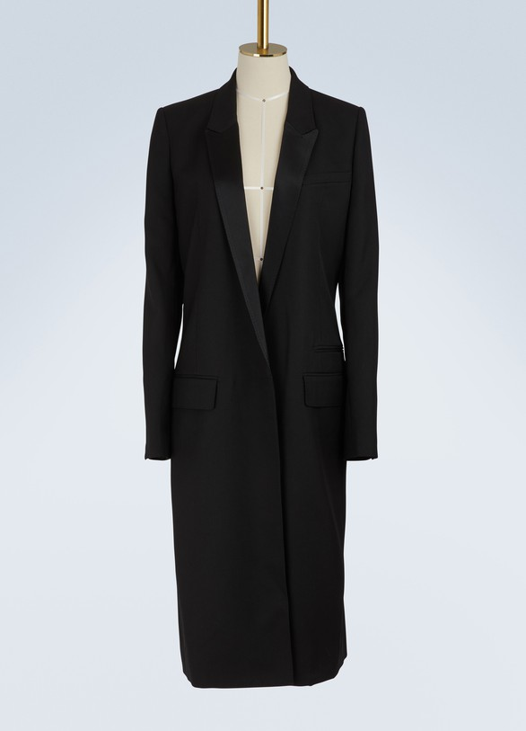 Haider AckermannWool coat