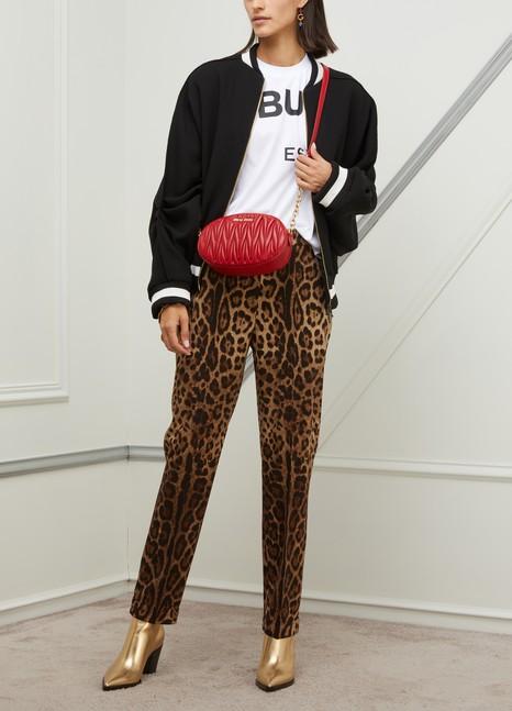 Dolce & GabbanaPantalon en laine