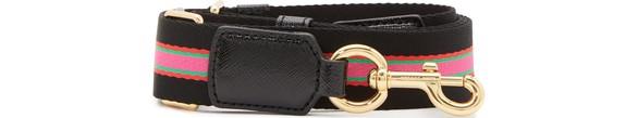 "MARC JACOBS""Sport Stripe"" bag strap"