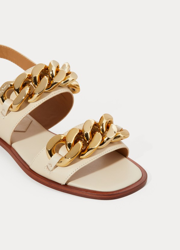 f024105e177 Tory Burch Adrian flat sandals ...