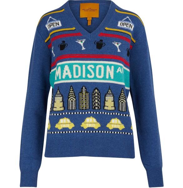 MARC JACOBSNew York sweatshirt