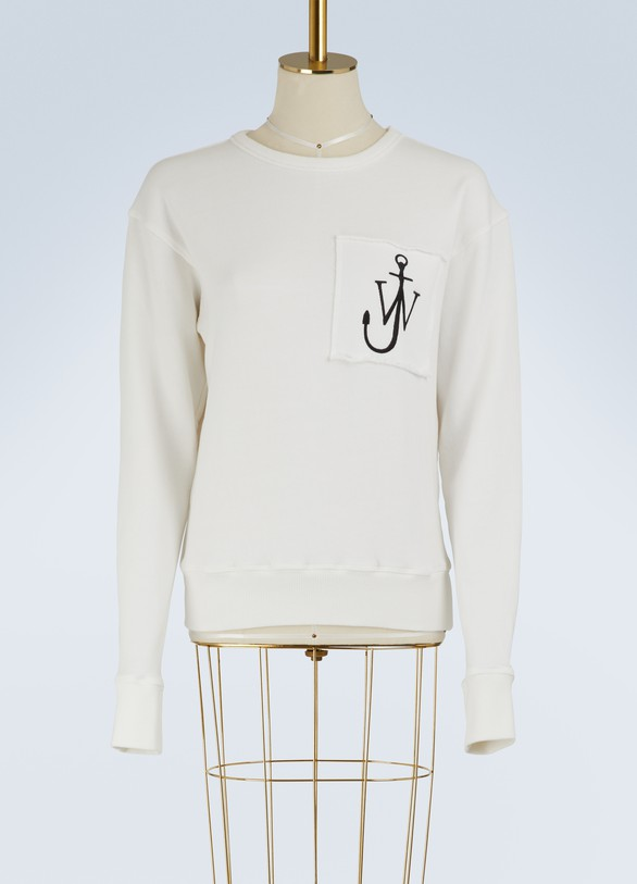 JW AndersonSweatshirt à logo