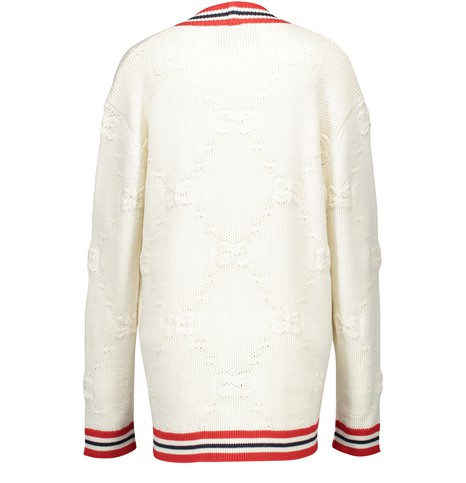 GUCCIGG wool blend cardigan