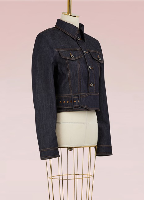 Stella McCartney Denim Angelica Jacket
