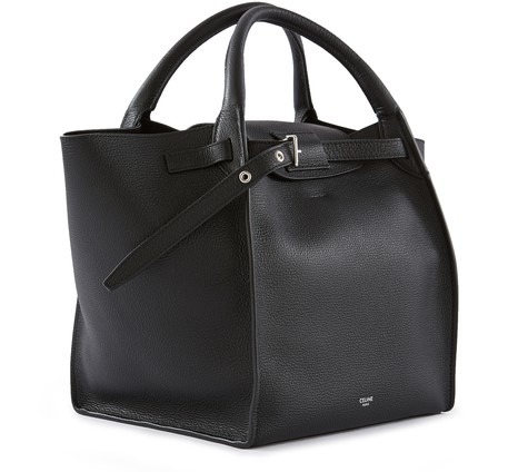 CELINEBig Bag small in supple grained calfskin