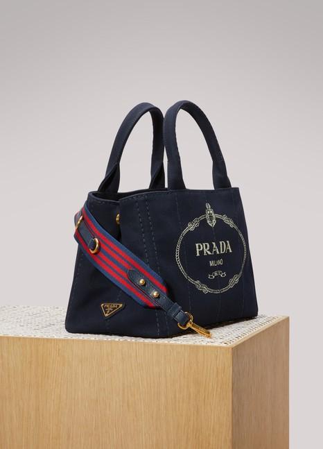 PradaPrada canvas small handbag