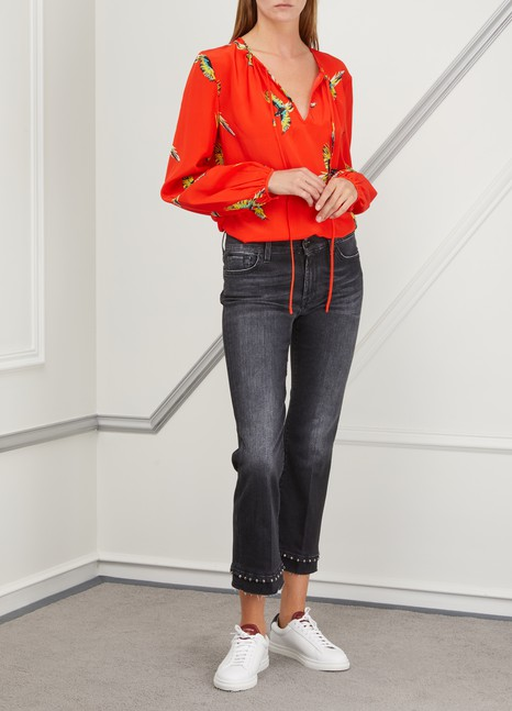 Diane Von FurstenbergLong sleeved blouse